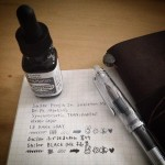 Dr.Ph.Martin's INK on Travelersnote