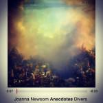 Joanna Newsom Divers iTunes