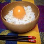 濃厚!冷凍卵のTKG!