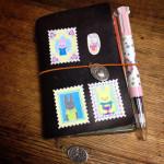 ニセ切手コレクションその4:うさ切手