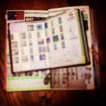 6月反省会:トラベラーズノート