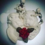 天使と骸骨