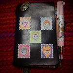 ニセ切手コレクションその7:かぶりもの切手