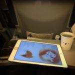 熊珈琲とiPad Air2