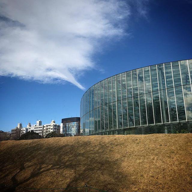 昨日の新宿御苑️️️なんか吹き出してた💭 #sky #clouds #shinjuku #shinjukugyoen  #tokyo #空 #雲 #ソラ #新宿御苑