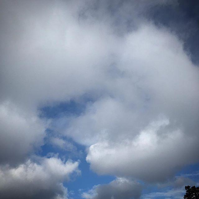 ️️️いつかのそら️️️ #sky #clouds #空 #雲 #ソラ