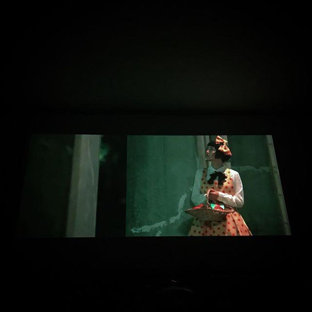 movie time🍿 あれ?こんな話だっけ?  #少女椿 #丸尾末広 #suehiromaruo  #movie #cinema #film #hometheater