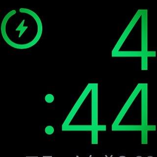 ️なんか目が醒めて時計を見たら444だったので反射的にスクショしてたみたいDEATH!☠️4️⃣4️⃣4️⃣ #angelnumbers #444 #applewatch